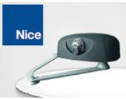 Снижение цен на комплекты шлагбаумов и автоматики для распашных и гаражных ворот Nice