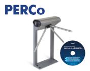 Поступила в продажу проходная PERCo-KT02.9 в комплекте с ПО