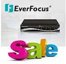 Скидка на видеорегистраторы Everfocus - 10%