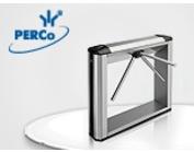 Новая модификация электронной проходной PERCo-KTC01.4 со встроенным картоприемником