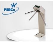 Новая модель турникета-трипода PERCo-TTR-04CW