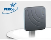 Новый бесконтактный считыватель PERCo-IR10 и стойка PERCo-BH03