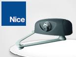 Акция на комплекты шлагбаумов и автоматики для распашных и гаражных ворот Nice