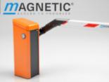 Поступили в продажу новые автоматические шлагбаумы Magnetic