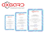 Статус официального дилера и сервисного центра OXGARD