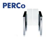 Поступили в продажу передние панели PERCo-FP-01С и PERCo-FP-01Q для секции скоростного прохода PERCo-ST-01