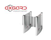 Поступили в продажу новые моторизированные турникеты с распашными створками Oxgard Praktika QL-05